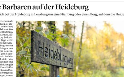 Heideburg und Bäpprech